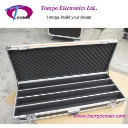 Cas de vol Tourgo pour 4 x LED barres de DEL /Bar cas