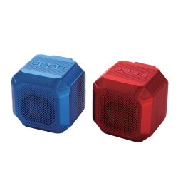 선전용 선물 작은 정연한 Bluetooth OEM 로고 휴대용 작은 소형 Bluetooths 스피커 무선 스피커