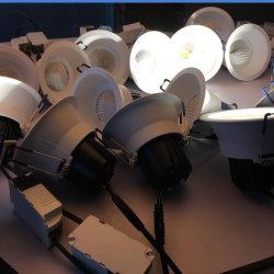 سقف دائري LED داخلي عالي القدرة بقوة 7 واط وسقف دائري إضاءة المصباح SMD مصباح LED منخفض منخفض