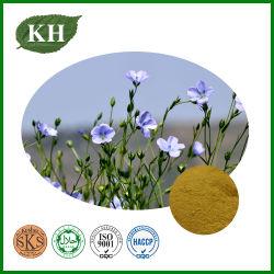 Extracto de la linaza, lignanos del 20%, el 40% por HPLC; Aceite Puro chicle de linaza.