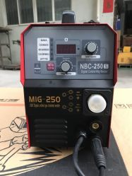 غاز ثاني أكسيد الكربون NBC-280 ماكينة لحام MIG
