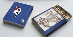 Publicidad coincide con la impresión de la Caja de cartón (GHM001)