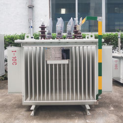 IP54 옥외에게 를 사용하는을%s 신비한 Oil-Immersed 배급 변압기