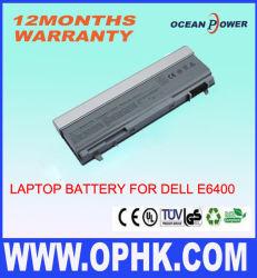 Remplacement batterie pour ordinateur portable Dell E6400