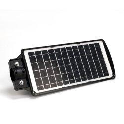 Novo modelo de Luz Solar exterior IP65 LED integrado Garden Lâmpada com Sensor de Radar