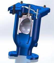 Válvula de descarga de aire