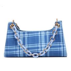 Sacchetto di Crossbody della borsa delle 2020 singolo di spalla di nuova griglia donne dei sacchetti