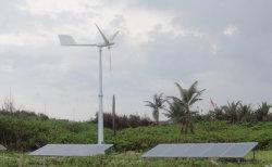 Шаг 5 квт контролируемых ветровой турбины для дома и фермы использовать