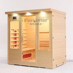 4 Personen Dry Infrarot Home Sauna Zimmer mit besten Preis