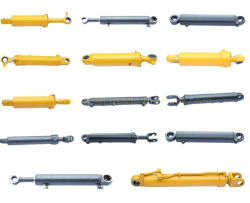 Hydraulische-oliecilinderpomp voor bouwmachines graafmachine met wiellader Reserveonderdeel