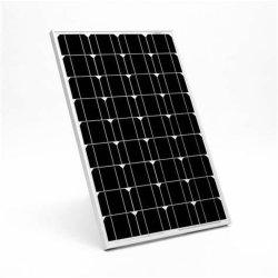 100 واط، 110 واط، 120 واط، 130 واط، 140 واط، 150 واط، 160 واط، 170 واط، 180 واط، 190 واط اللوحة الشمسية أحادية البلورات البلورات 200W12 فولت 18V