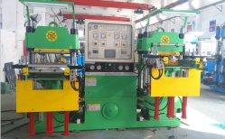 Double Aspiration automatique de la plaque de caoutchouc Machine de vulcanisation de caoutchouc