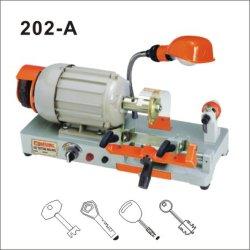 Marque Wenxing original clé vertical machine de coupe 180W/90W pour 110V et 220V de la duplication de clés de la faucheuse serrurier des outils de la machine