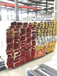 Het Profiel van het Aluminium van het Aluminium van de douane voor Industriële Bouw