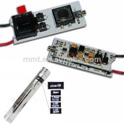 VV Variable Voltage 3.0-6.0V 18650 18350のVamo PCB V5