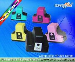 خرطوشة الحبر (متوافقة مع HP 801 Series)