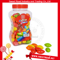 3.8g het kleine Olivary Gevormde Suikergoed van de Kauwgom