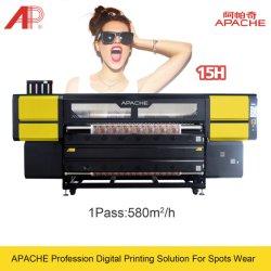 2,2 m de alta velocidade I3200 Impressora por sublimação de cabeça para Fashion&Cachecol