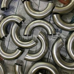 مصنع الفولاذ المقاوم للصدأ 180 درجة العودة