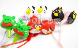 PromotionのためのCute流行のLovable Cartoonの首Band Headphone
