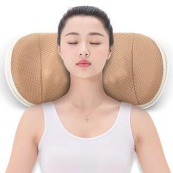 Achter Massage met het de Universele Hals van het Bad van de Reis van de Batterij van de Auto van het Gezicht van de Hand van het Water van de Hitte en Hoofdkussen van Massager van de Schouder