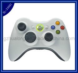Белый беспроводной контроллер аксессуары для игр xBox 360 (HL-20001)