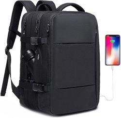 盗難防止旅行袋ビジネスコンピュータバックパックの大学の学校の Bookbag 旅行 ラップトップバックパック
