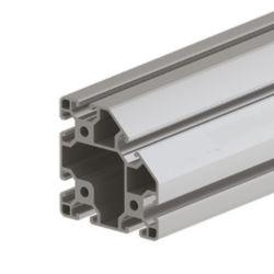هيكل قضبان طولية من الألومنيوم CNC Alu Cbeam 160 من الألومنيوم لـ إطار الأنبوب دليل الزلوي الأوروبي فتحة الإطار T فتحة بروز الماكينة V