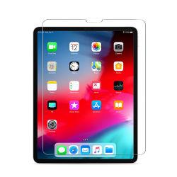 واقي شاشة زجاجي مقسّى ضوء أزرق لجهاز iPad PRO 11 بوصة فوق بنفسجية 9h مقاومة للتوهج مقاومة لبصمة الإصبع