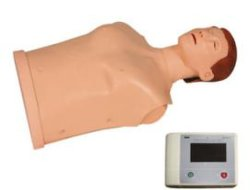Комбинация тренировки CPR тела Xy-Aed001+ половинная
