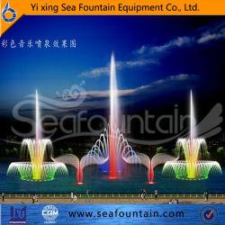 Seafountain Ss304 물자 호수 뜨 샘