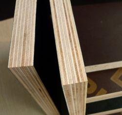 Face de filme de contraplacado, Descofragem concreto, madeira contraplacada de obturador