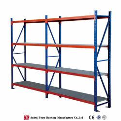 Nave industrial OEM de Rack de almacenamiento de la malla de alambre el tramo largo estanterias