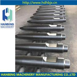 Ricambi per escavatori materiale in acciaio demolitore idraulico CHISELS