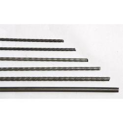 ASTM A421 7 mm em 6 mm de fio de aço de betão