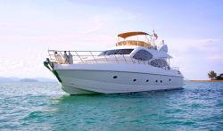 Nuovo migliore Lamberti 80 crogiolo di lusso di yacht della Cina da vendere