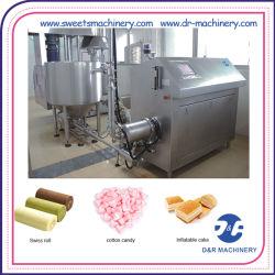 Couche gâteau Ligne de production de coton Candy Machine à vendre