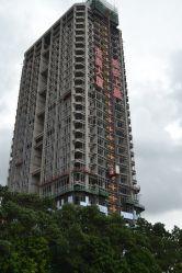 Qtz100 (TC6513-6) grua-torre hidráulico de boa qualidade