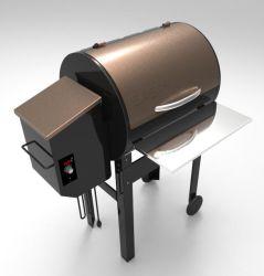 Outdoor Pellet barbecue électrique fabriqué en Chine