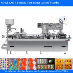 Verpakkende Machine van de Blaar van het Suikergoed van de Kauwgom de Harde