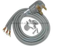 3G de 30 AMP#10 Srdt Secador Power Cord W/Spade final