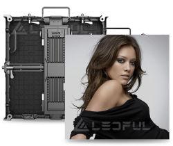 Алюминиевые Die-Casting 500X500мм P РП3.91 максимальный срок кредита Loutdoor/крытый прозрачный индикатор плакат видео реклама на экране дисплея (LO3.9)