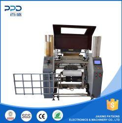 中国の製造者自動LLDPEのストレッチ・フィルムのRewinderの機械装置