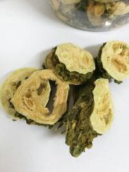 Salud orgánicos de frutas a base de hierbas secas de Té El té de la rodaja de melón amargo