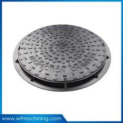 Duktiler Eisen-/Sand-Entwässerung-Einsteigeloch-Deckel für Garten-Graben-Abfluss