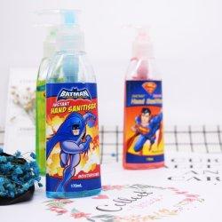 Sapone d'idratazione delle mani del gel di Sanitiser della mano dell'ordinanza del contrassegno privato