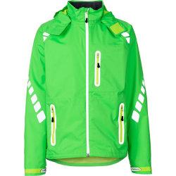 卸し売り速の工場乾燥した防水防風の通気性のナイロン循環のジャケット