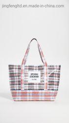 2019 верхней части продать бумаги моды соломы Солома трикотажные женская сумка