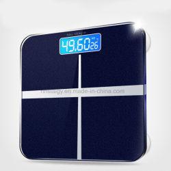 De elektronische Digitale Persoonlijke Schalen van de Badkamers van het Lichaamsgewicht 5mm 180kgs