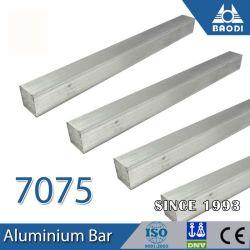 Banheira de vender Shape 7075 Ligas de alumínio extrudido Bar/Haste Quadrada